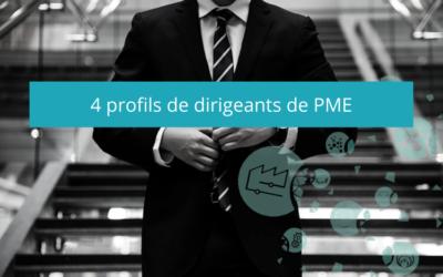 Les 4 profils de dirigeants de PME (enquête BPI Le Lab 05.2021)