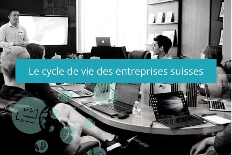 Le cycle de vie des entreprises suisses (Avenir Suisse, 02.2021)