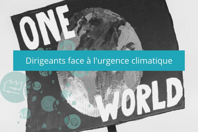 Les dirigeants de PME-ETI face à l'urgence climatique (BPI Le Lab, 07.2020)