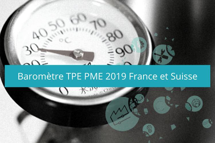 Baromètre TPE PME 2019 France